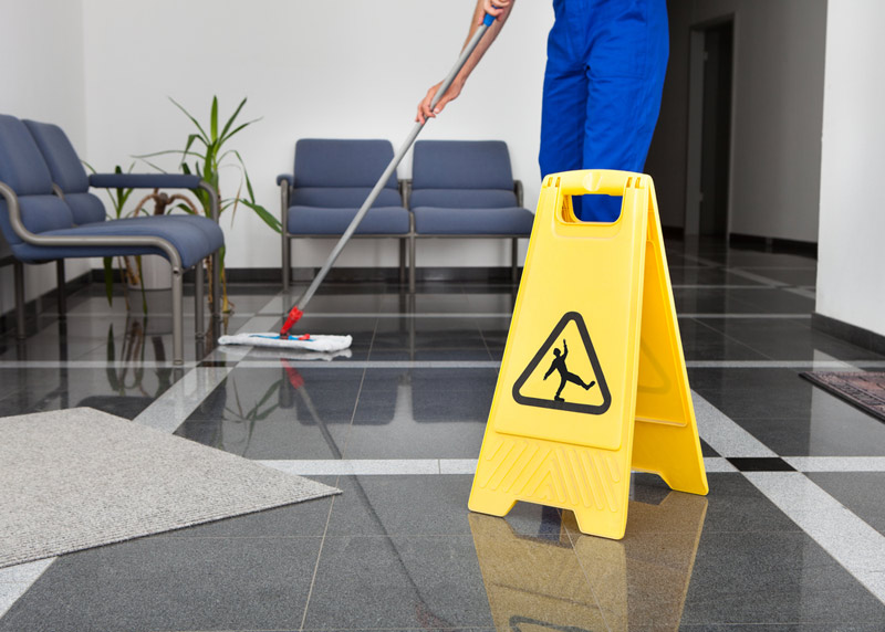 office interior cleaning services